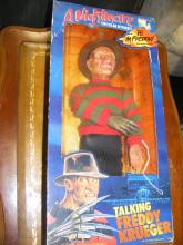 18' Talking Freddy Krueger Doll
