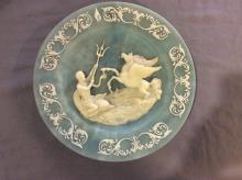 Gregg Appleby Poseidon Plate 1979