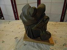 Bronze Art Sculpture Kimberly Dunn