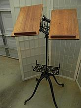Victorian Balanced Book Stand
