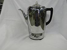 Vintage Dormeyer Coffee Well