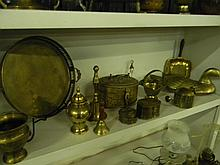 13 Piece Brass Set