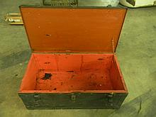 Mini Antique Trunk