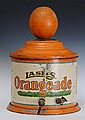 Lash's Orangeade Dispenser