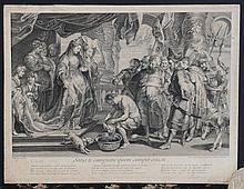 Collection of Antique Engravings