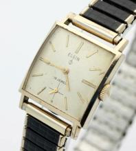 Circa 1950's ELGIN 19 Jewel Hand Wind Watch
