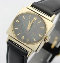 Circa 1960's WITTNAUER Geneve Hand Wind Men's Dress Watch