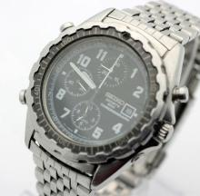 Circa 1996 SEIKO Sports 200 Quartz Chronograph Watch