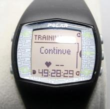 Polar FT40 Heart Rate Monitor Watch