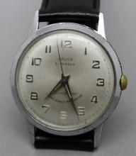 Vintage Orvin Mens Dress Watch 21 Jewel