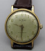 Vintage LeMarc Mens Watch