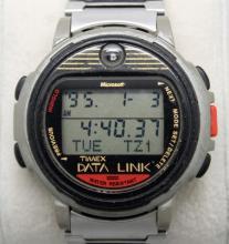Vintage Timex Data Link Watch by Microsoft cr2025