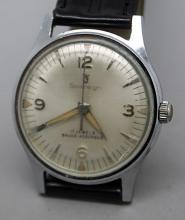 Sovereign Wind Up Mens Dress Vintage Watch