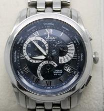 Citizen Eco Drive Calibre 8700 Perpetual Calendar Watch
