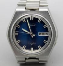Seiko Automatic Date Date 17j Mens Watch