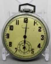 1923 Waltham Size 12 17 Jewel Pocketwatch