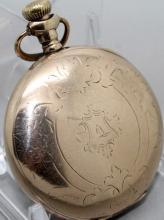 1914 Waltham Size 6 7 Jewel Pocketwatc