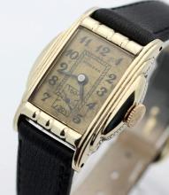 Vintage Men's MODERA 15 Jewel Hand Wind Watch