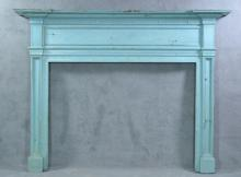 Federal Period Fireplace Mantle