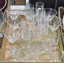 Crystal Cocktail Set