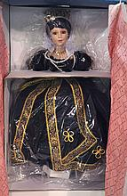 Collectible Porcelain Madame Alexander Doll