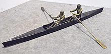 Bronze Canoe