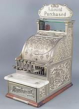 Model 216 Candy Store Brass Cash Register