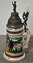 German Naval Regimental Stein