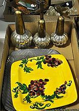 Bx Ceramic Plates & Decorative Items