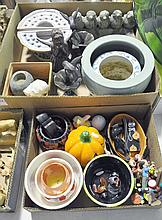 2 Bxs Decorative Ceramic Items