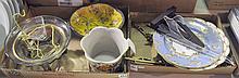 2 Bxs Decorative Porcelain Plates
