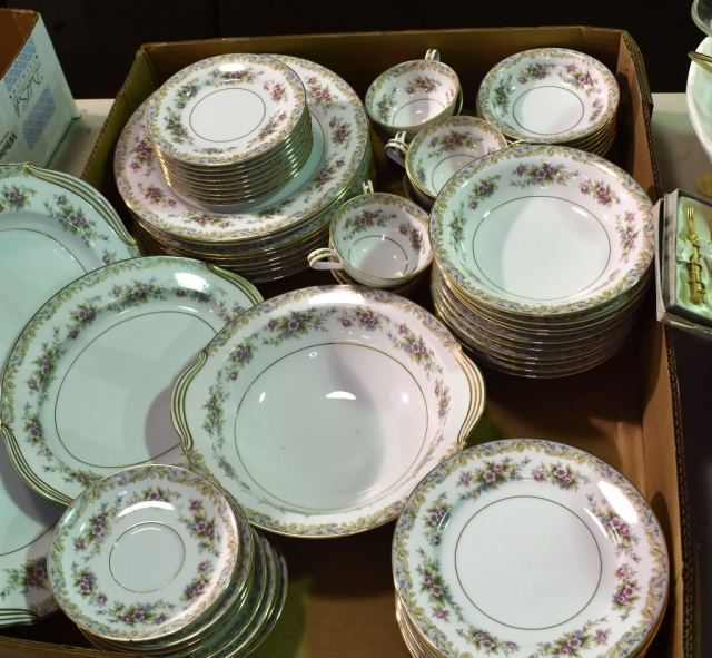 Bx Noritake China