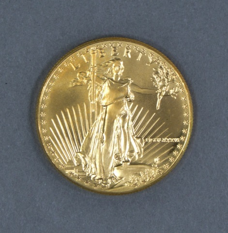 1986 US 1 oz. Gold Eagle