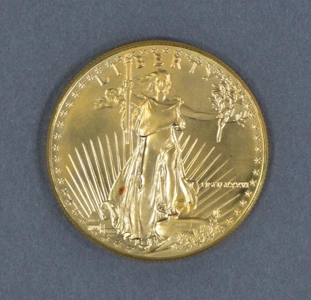 1986 US 1 oz. Gold Eagle
