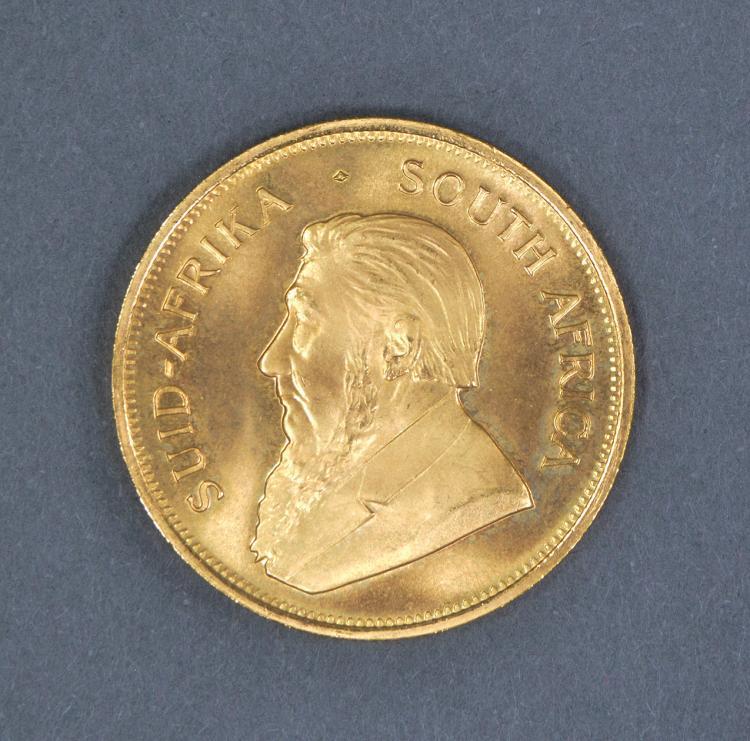 1980 Gold 1 oz. Krugerrand