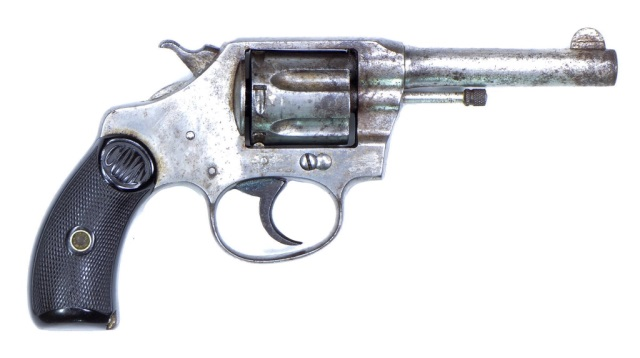 Colt Pocket Positive Revolver**