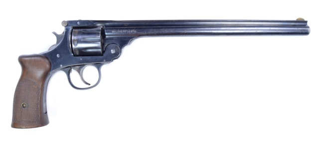 "H&R ""Expert"" 9 Shot Revolver**"