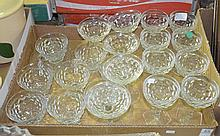 Bx American Fostoria Cups