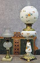 Two Kerosene Lamps