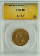 1915 Gold Liberty $10.00 Coin