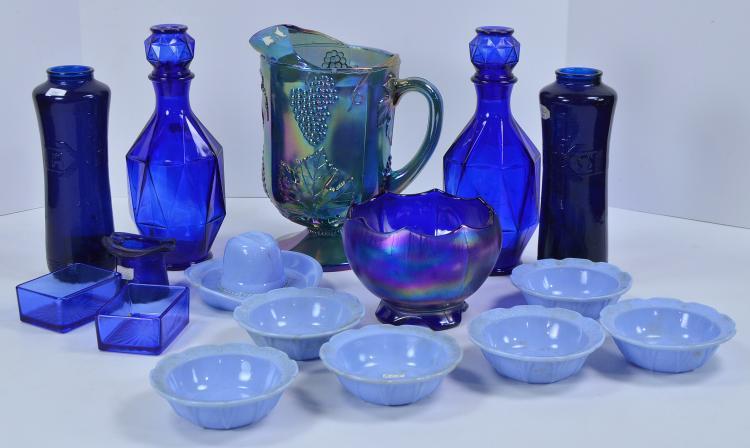 Bx Blue Glass