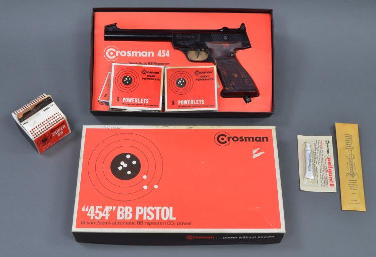 """Crosman """"454"""" BB Pistol"""