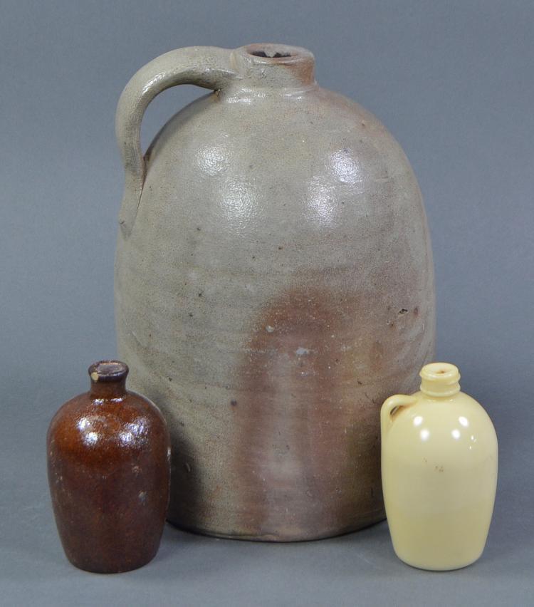 Saltglaze Stoneware Jug