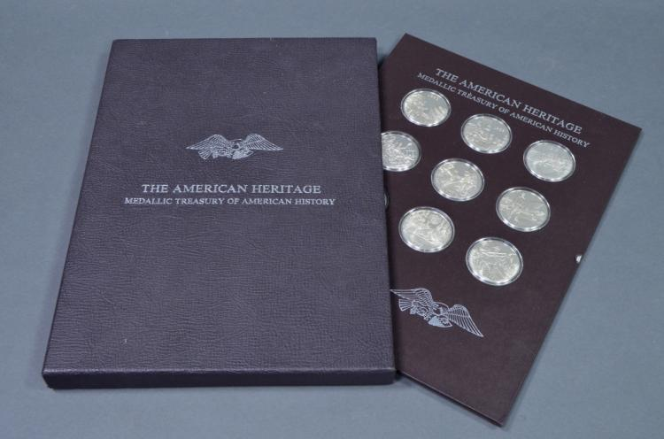 Sterling Silver Medals