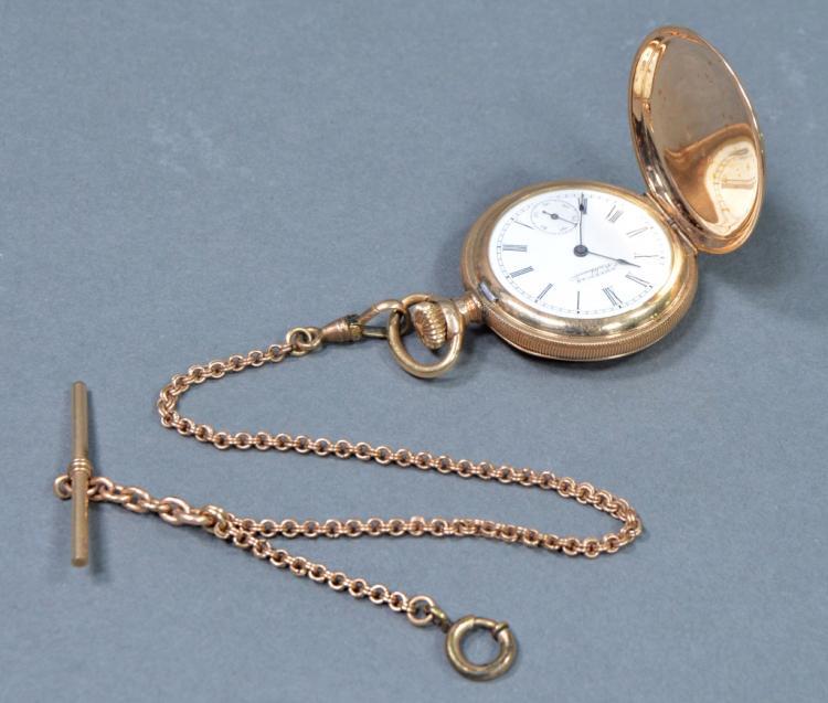 Waltham Ladies Pocket Watch