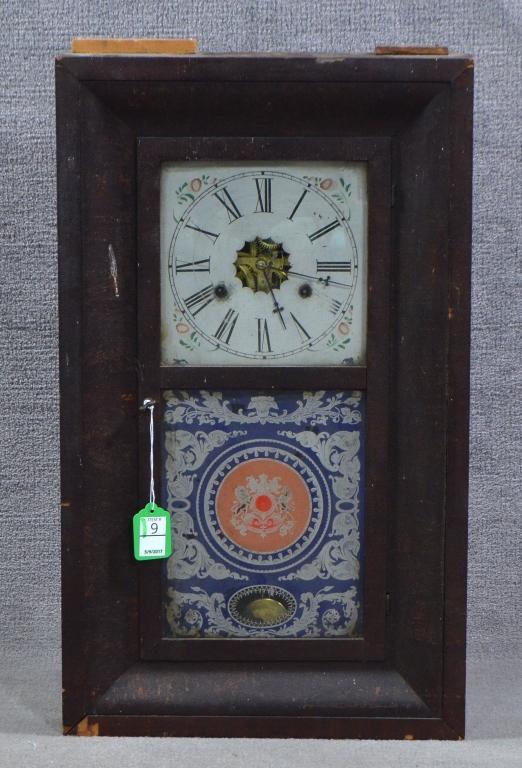 Forestville Clock Company 30 Hour Clock