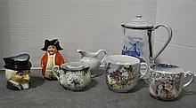 Bx Porcelain Items