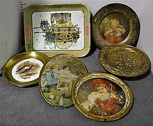 Bx Tin Plates & Trays