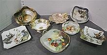 Bx Hand Painted Japanese Decorative Porcelain