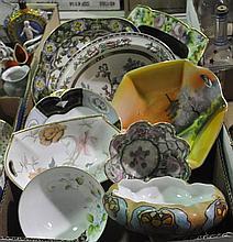 Bx Decorative Hand Painted Porcelain Ware